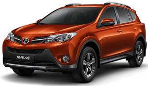 Toyota RAV-4 (2017)