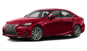Lexus IS 200t (2017)
