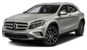 Mercedes-Benz GLA 250 (2017)