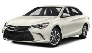 Toyota Camry SE (2017)