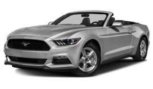 Ford Mustang Convertible (2016)