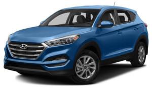 Hyundai Tucson SE (2017)