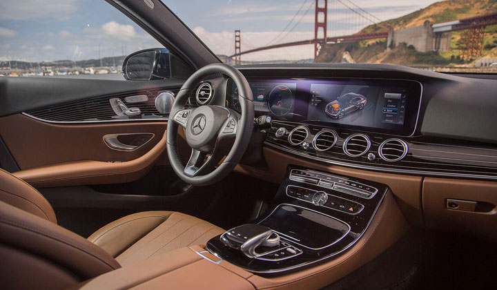 Mercedes Benz E300 2018 Llmotors