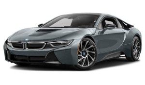 BMW I8 (2017)
