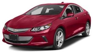 Chevrolet Volt LS (2017)