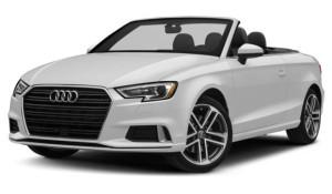 Audi A3 Convertible (2017)