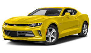 Chevrolet Camero LT Red-line package (2018)