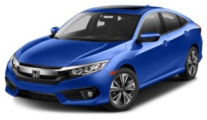 Honda Civic LX (2017)