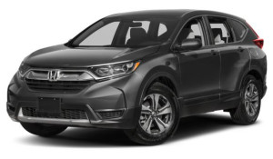 Honda CR-V SE (2017)