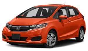 Honda Fit (2018)