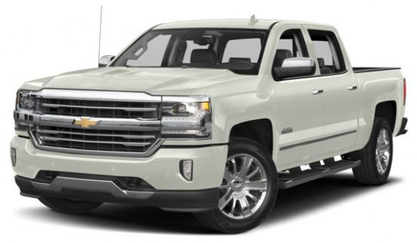 Chevrolet Silverado (2018)