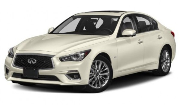 Infiniti Q50 3.0 Signature Package (2018)