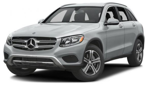 Mercedes-Benz GLC300 (2017)