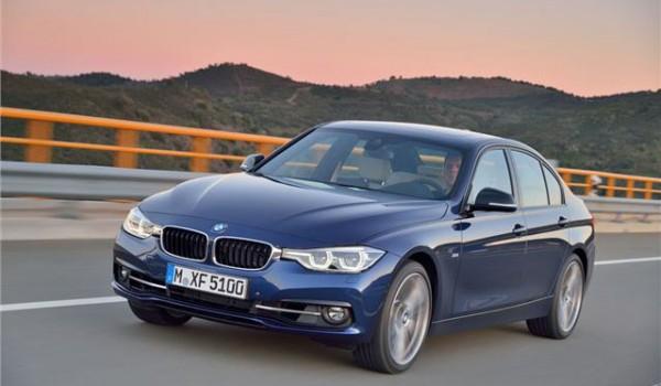 BMW 320i (2018)