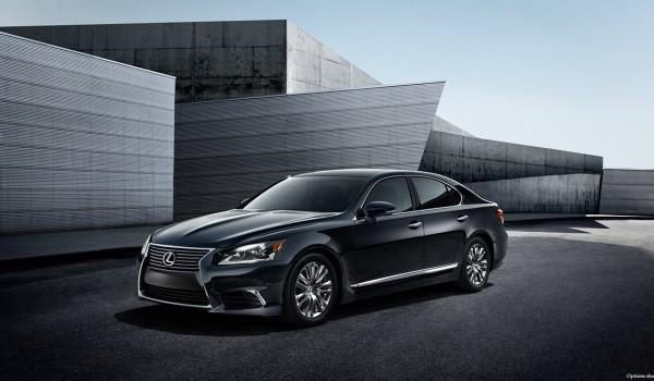 Lexus LS 460 (2017)