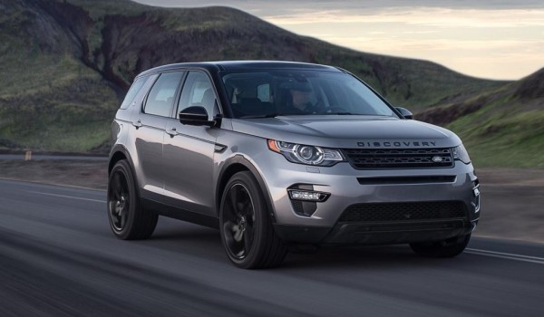 Land Rover Discovery Sport (2017)