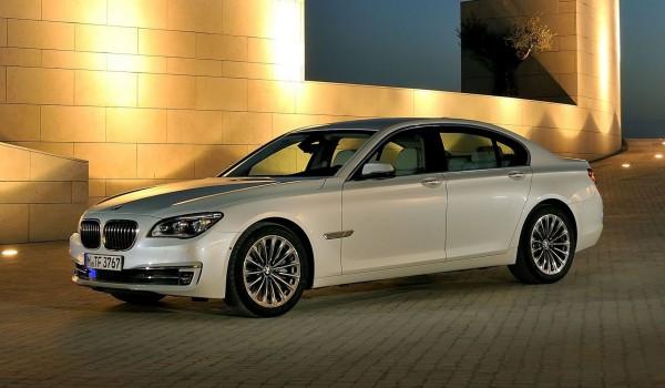 BMW 740i (2018)