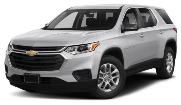 Chevrolet Traverse LT (2018)