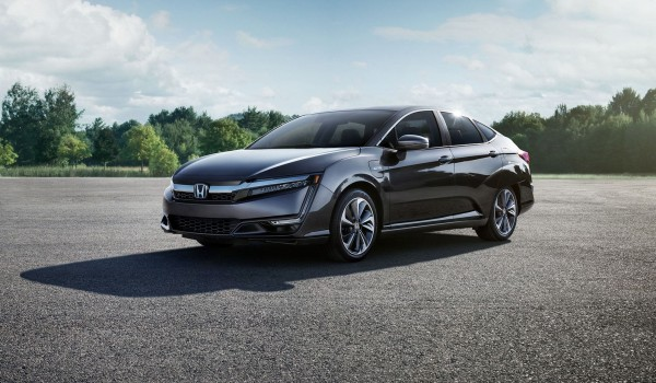 Honda Clarity Plug-In Hybrid (2018)