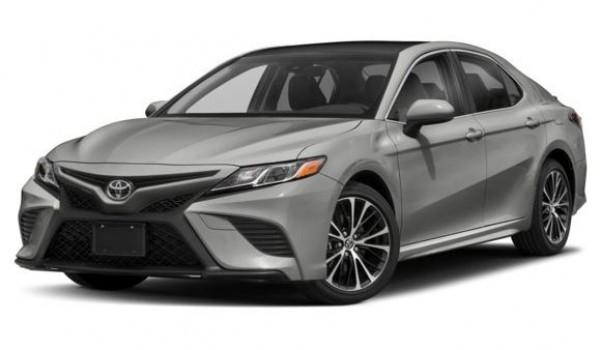 Toyota Camry SE (2018)