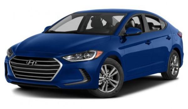 Hyundai Elantra Se POP (2017)