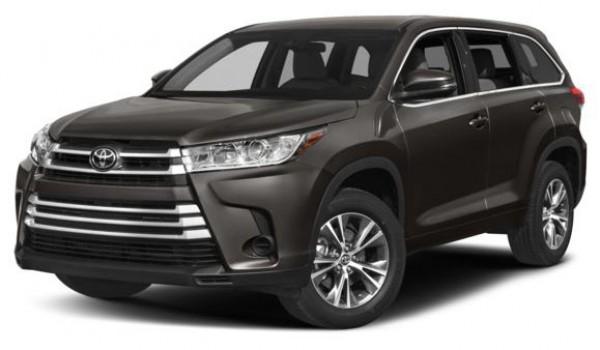 Toyota Highlander LE V4 (2017)