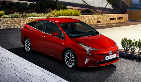 Toyota Prius Package 2 (2017)