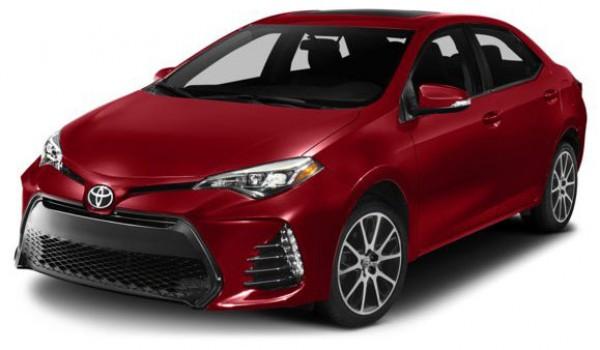 Toyota Corolla SE premium (2018)