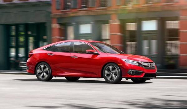 Honda Civic LX (2017)