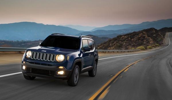Jeep Renegade (2017)