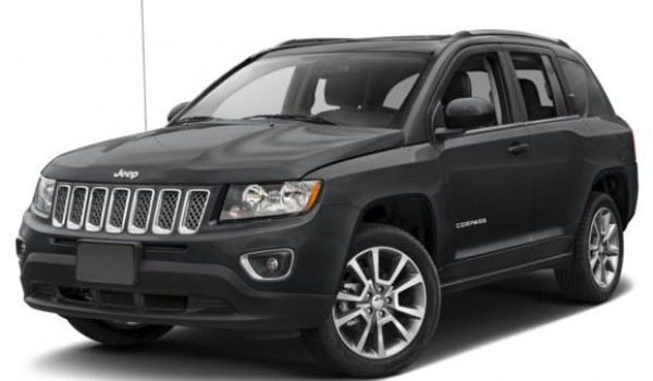 Jeep Compass Latitude (2018)