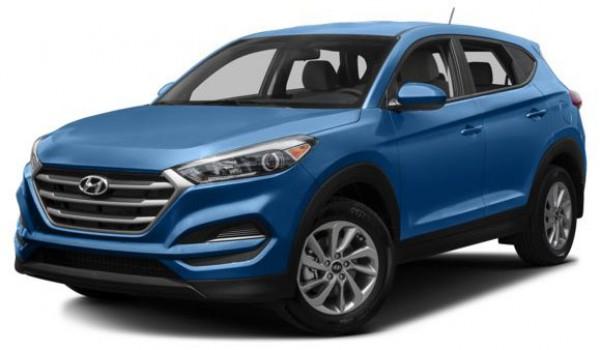 Hyundai Tucson SE (2018)