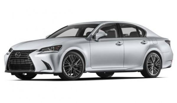 Lexus GS 350 (2017)