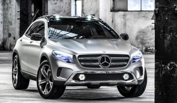 Mercedes-Benz GLA 250 (2017)