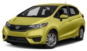 Honda Fit (2017)