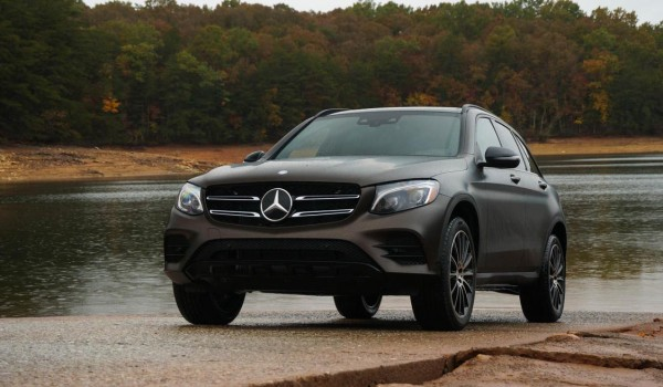 Mercedes-Benz GLC 300 coupe (2017)