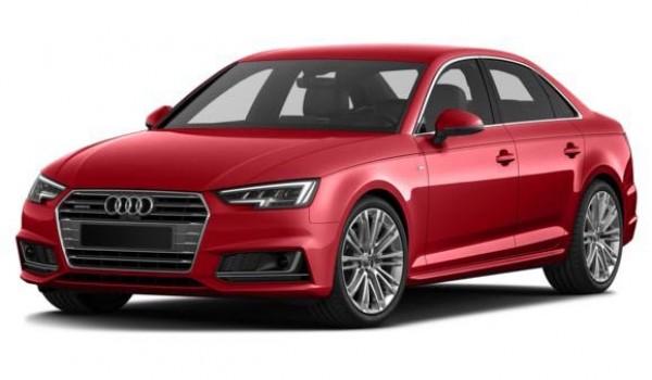 Audi A4 Premium (2018)