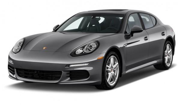 Porsche Panamera (2016)