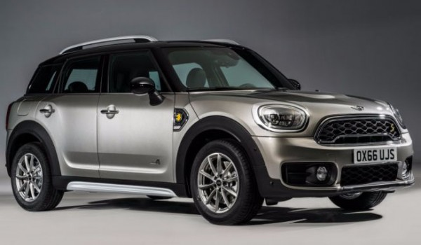 MINI Countryman (2018)