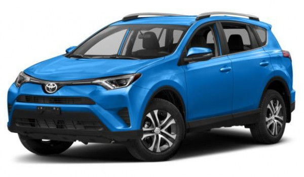 Toyota RAV-4 (2018)