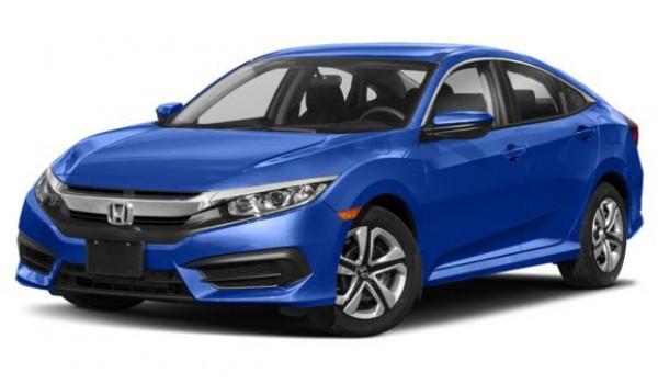 Honda Civic LX (2018)