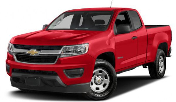 Chevrolet Colorado (2018)