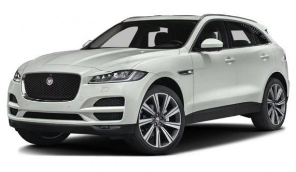 Jaguar F-Pace (2017)
