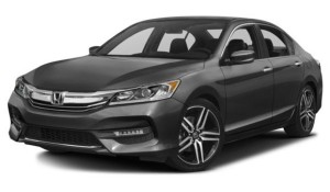 Honda Accord LX (2017)