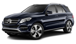 Mercedes-Benz GLE 350 (2017)