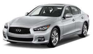 Infiniti Q50 3.0 Signature Package (2017)