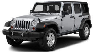 Jeep Wrangler Unlimited Sport (2017)