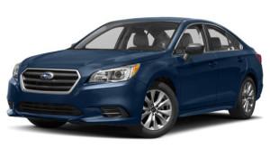 Subaru Legacy (2017)