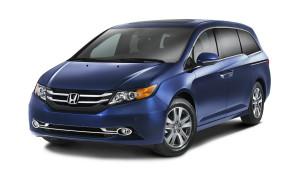 Honda Odyssey LX (2017)