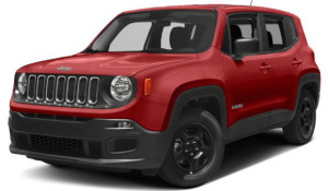 Jeep Renegade (2017)